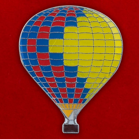 "Значок ""Hot Air Balloon"""