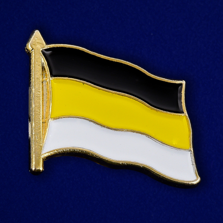 "Значок ""Имперский флаг"""