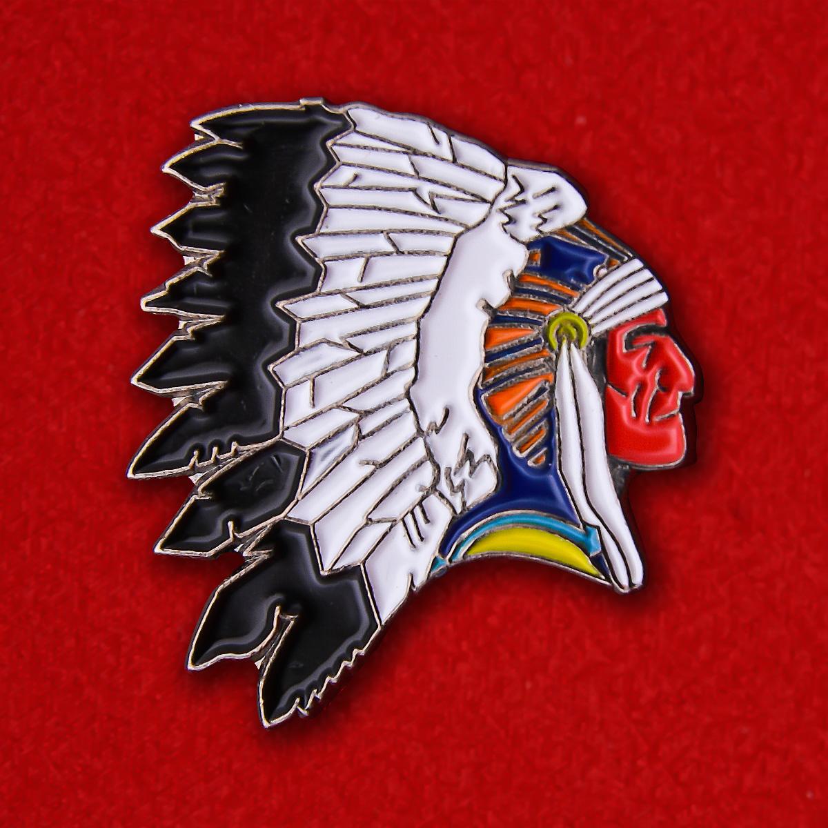 Металлические значки на заказ в Москве