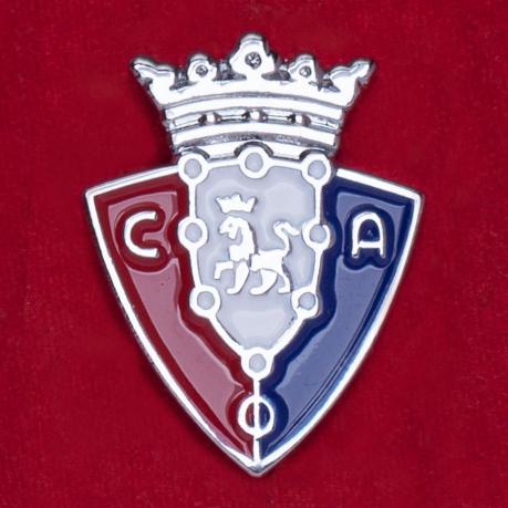 Значок испанского футбольного клуба Осасуна