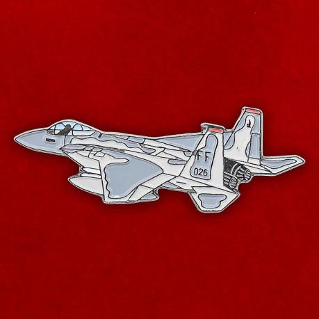 """Значок """"Истребитель F15"""""""