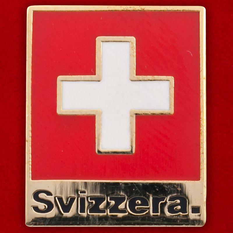 Значок италоязычных швейцарцев