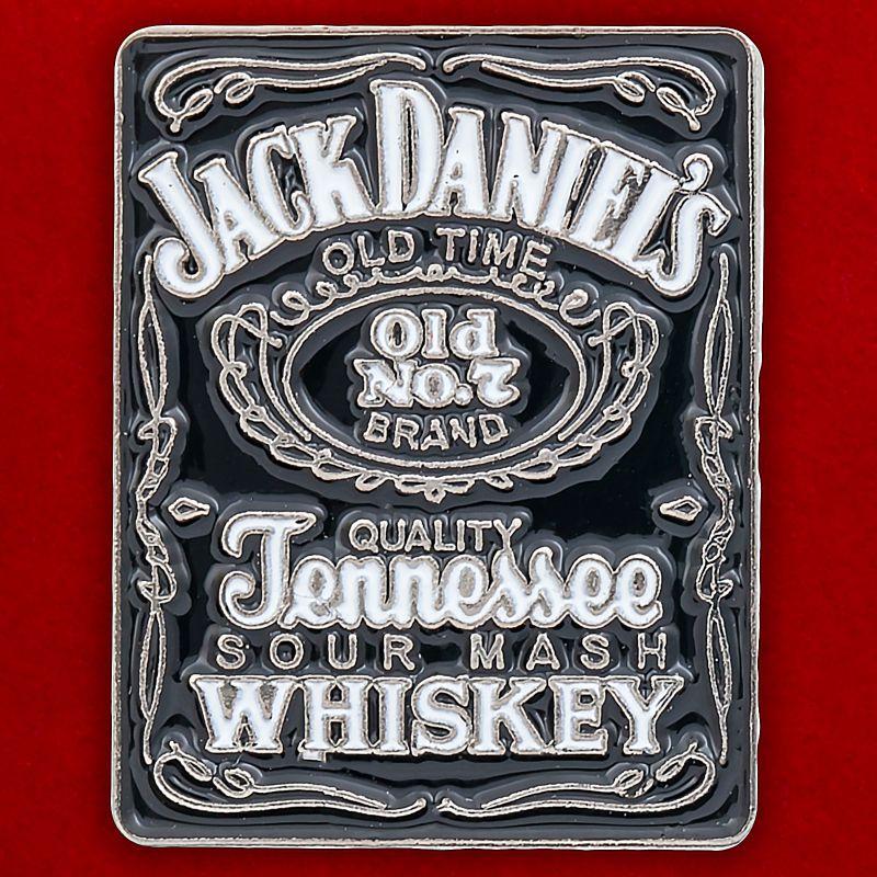 """Значок """"Jack Daniels"""""""