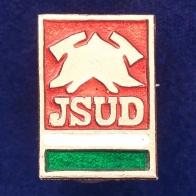 "Значок ""JSUD"""