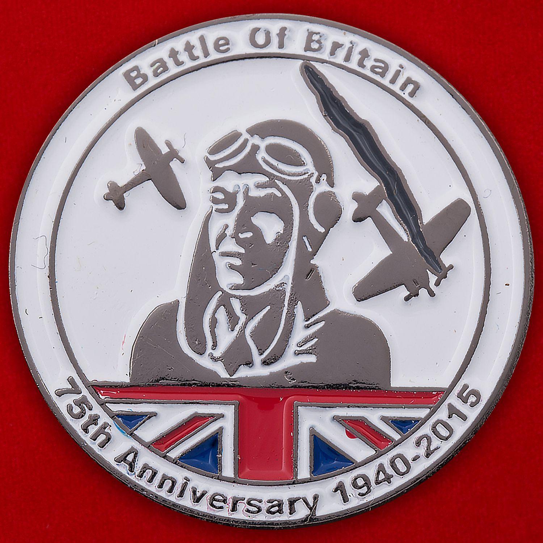 Значок к 75-летию воздушной битвы за Британию