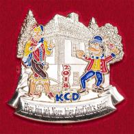 Значок карнавала KCD 2018, Германия