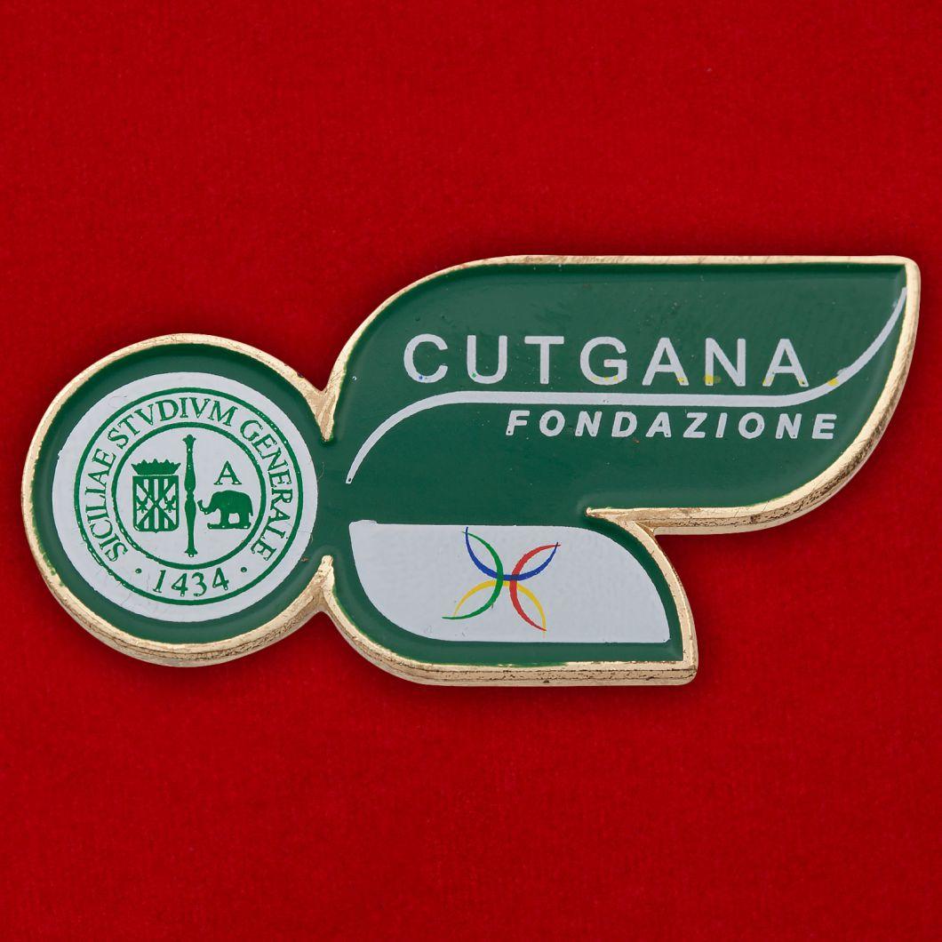 Значок Катанийского университета