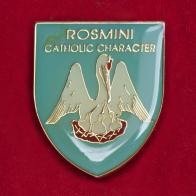 Значок колледжа Росмини (Окленд, Новая Зеландия)