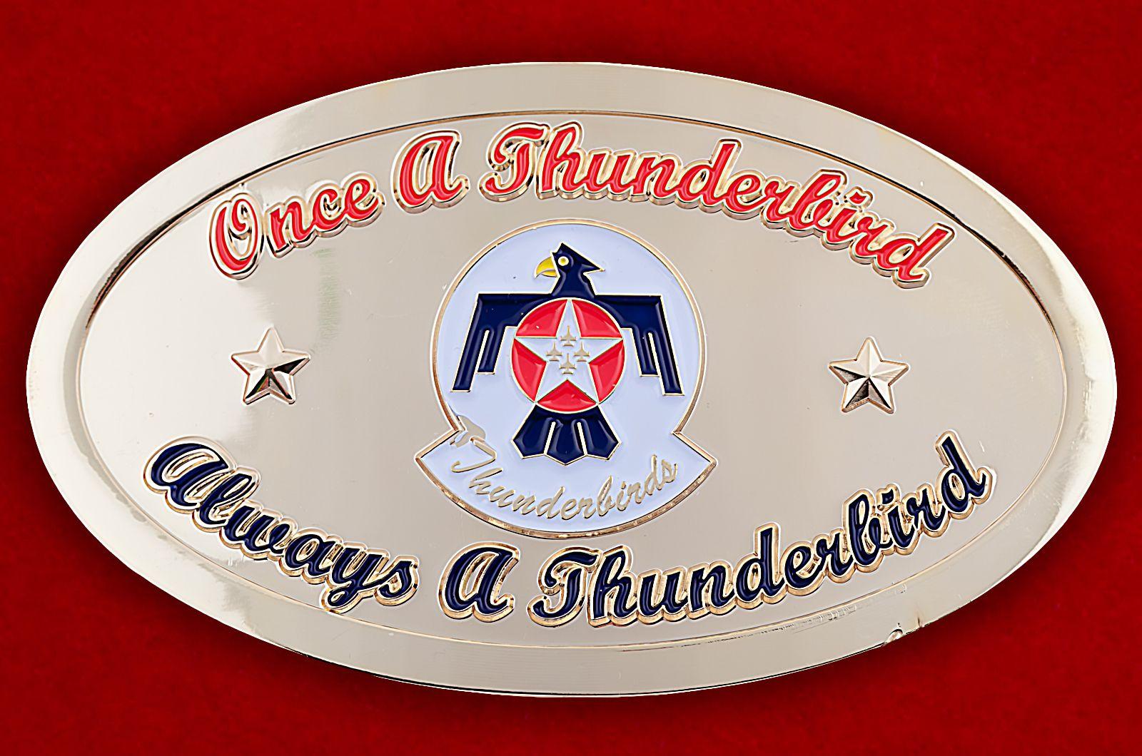 """Значок компании """"Thunderbird"""""""