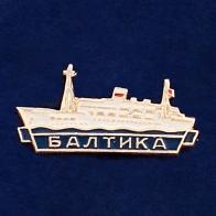 """Значок """"Корабль Балтика"""""""