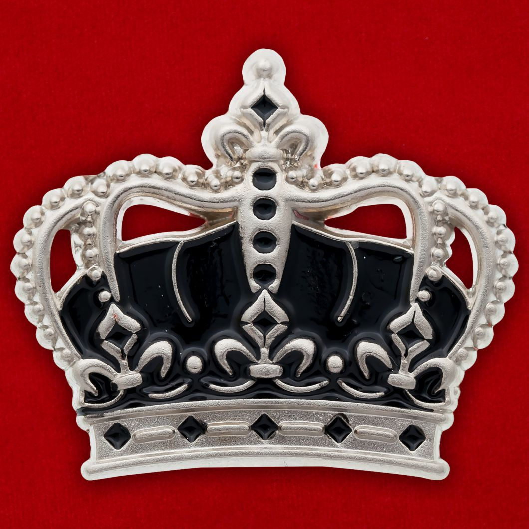 """Значок """"Королевская корона"""""""