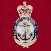 Значок Королевских ВМС Новой Зеландии