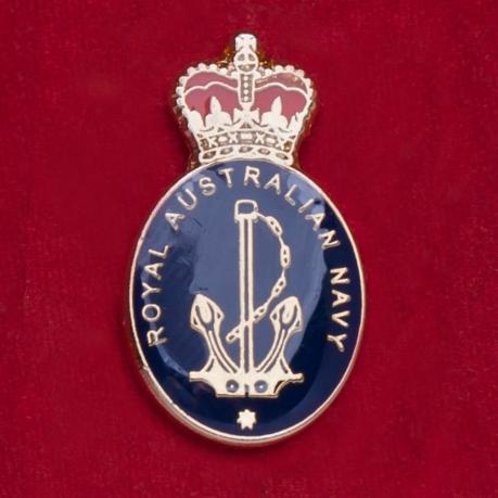 Значок Королевского Австралийского ВМФ
