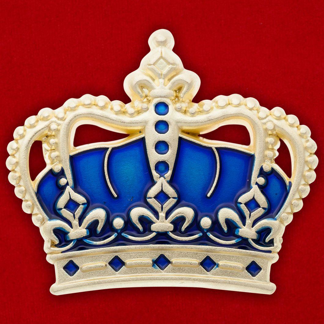 "Значок ""Корона короля"""