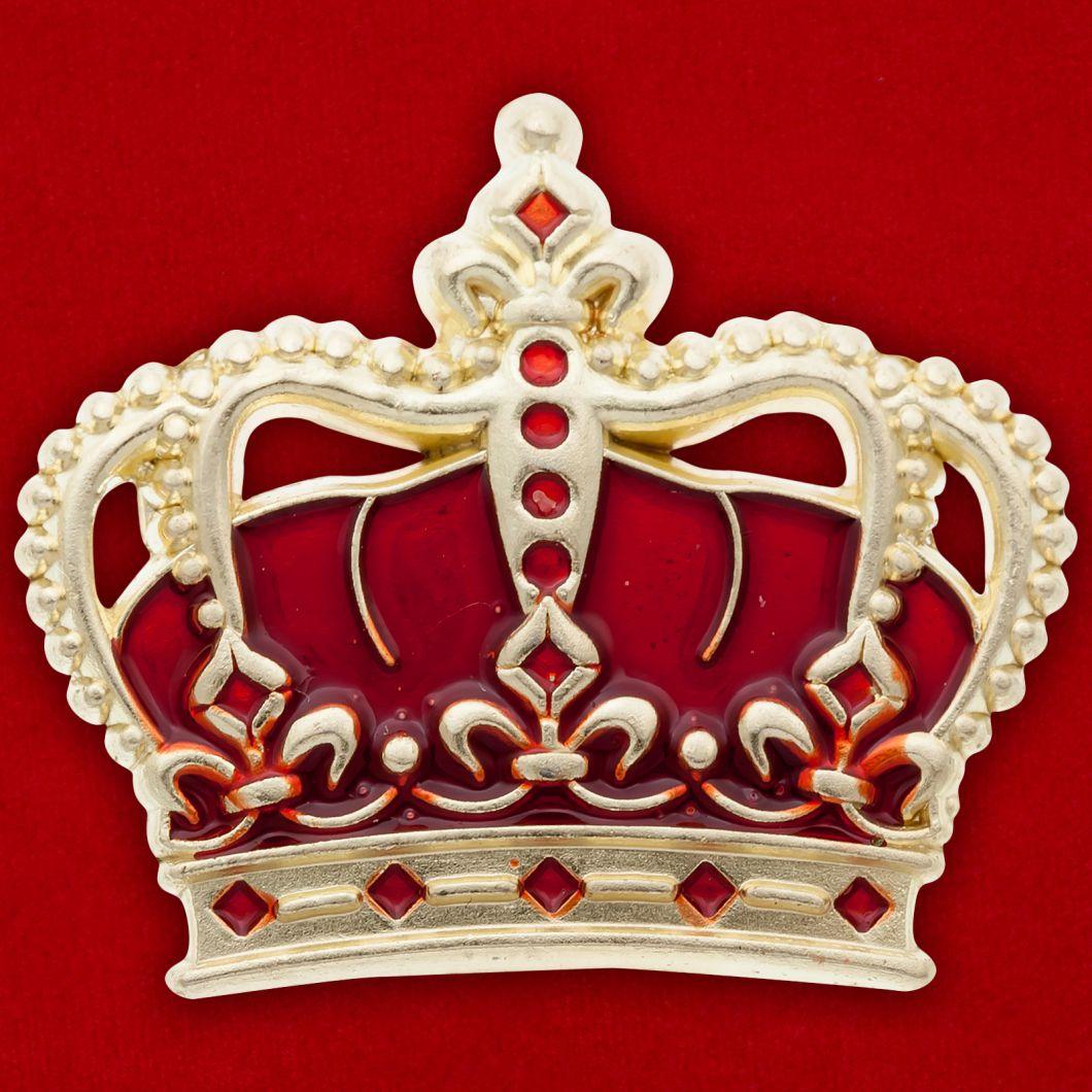 "Значок ""Корона монарха"""