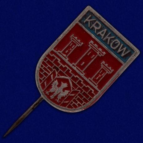 """Значок """"Краков"""""""