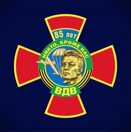 Значок крест ВДВ
