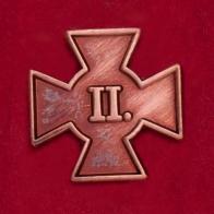 """Значок """"Крест военного союза"""""""