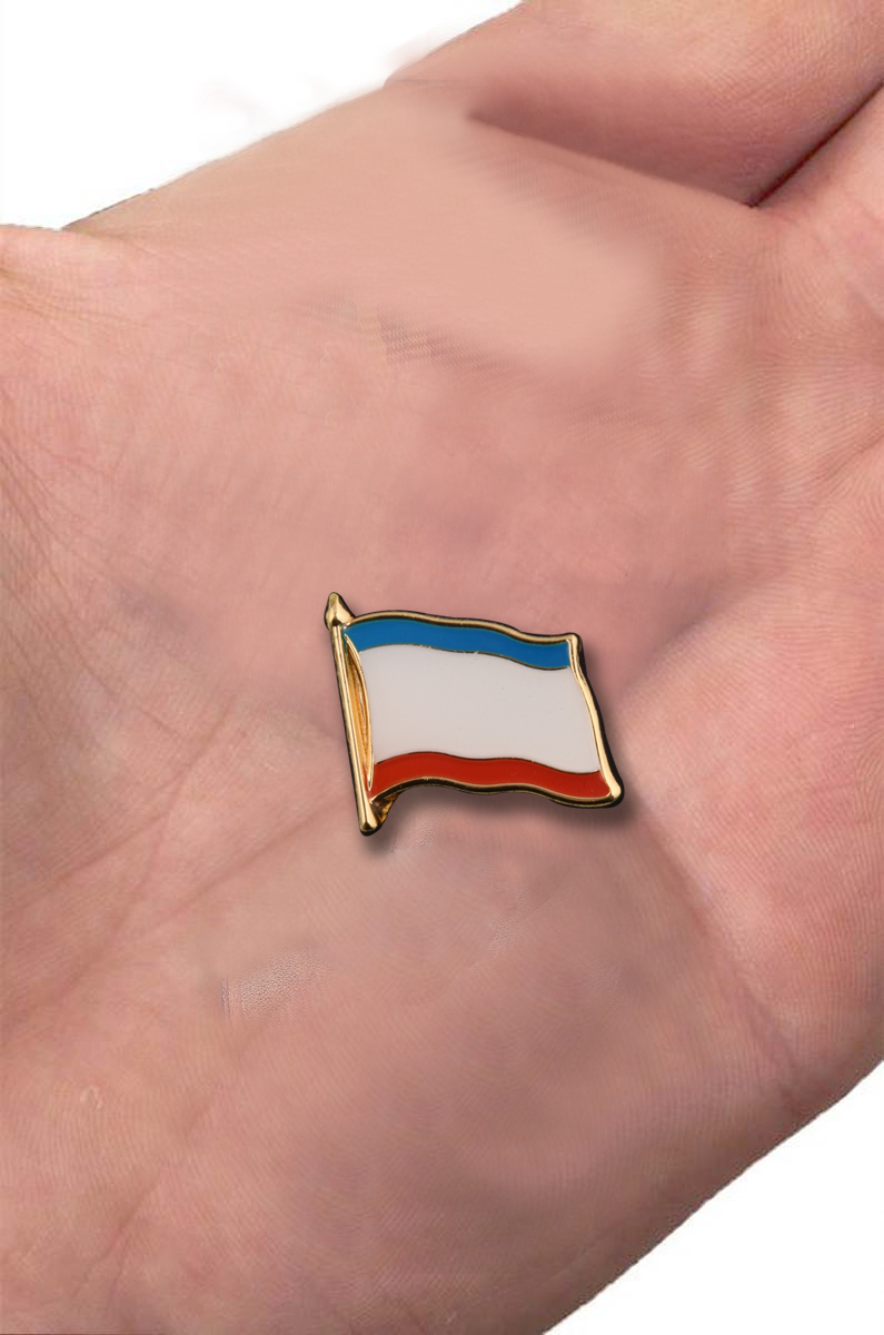 """Значок """"Крым"""" с доставкой"""