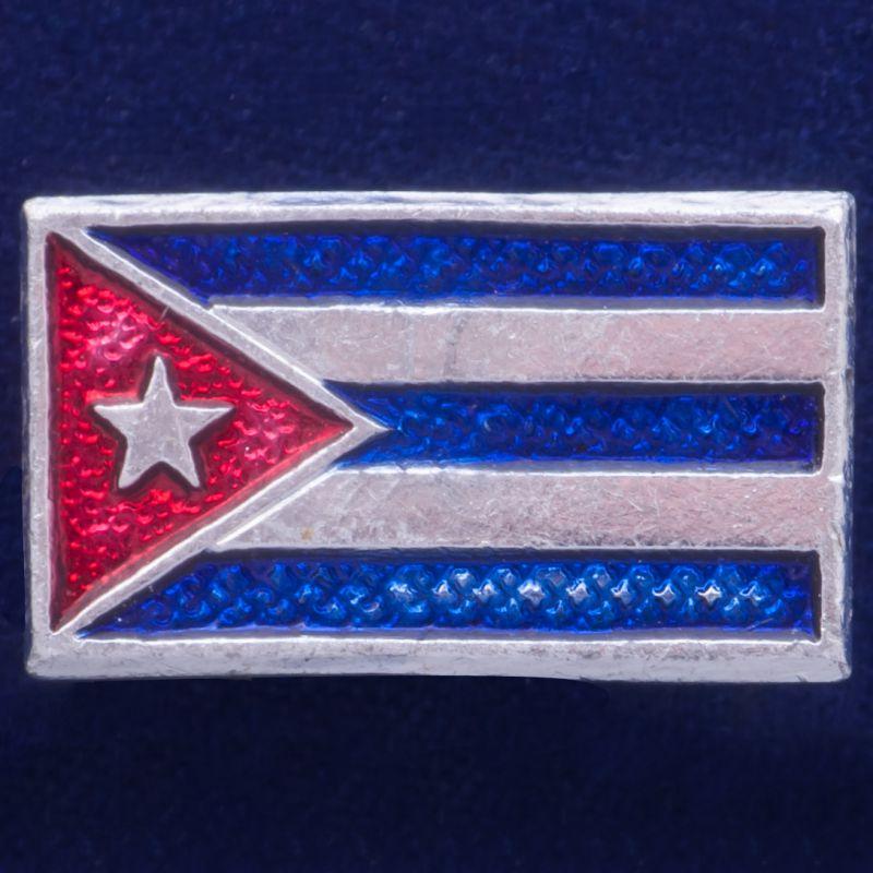 "Значок ""Куба"""