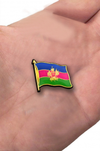 """Значок """"Кубань"""" с доставкой"""