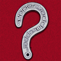 Значок культового музыканта и DJ Tipper (серебро)