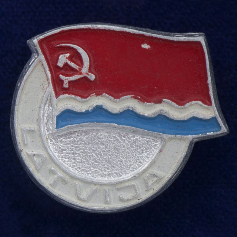 "Значок ""Латвия"""