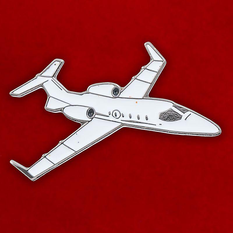 """Значок """"Learjet"""""""