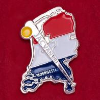 Значок легенды софтбола в Голландии Жака ван Риля