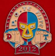 """Значок """"Lucha Libre 2012"""""""