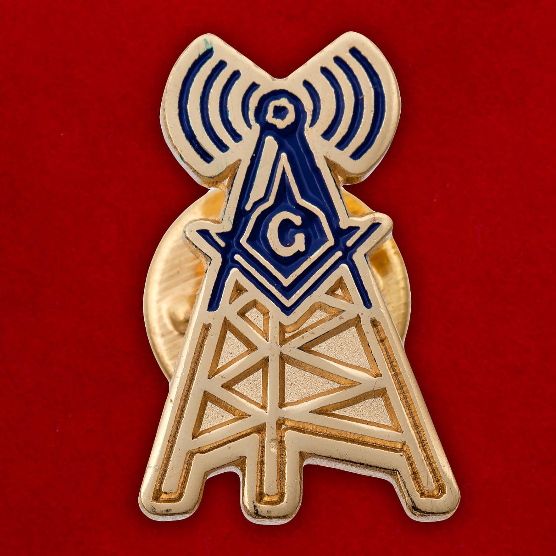 Значок масонов