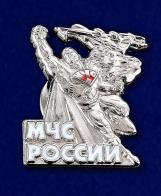 "Значок МЧС России ""Супермен"""