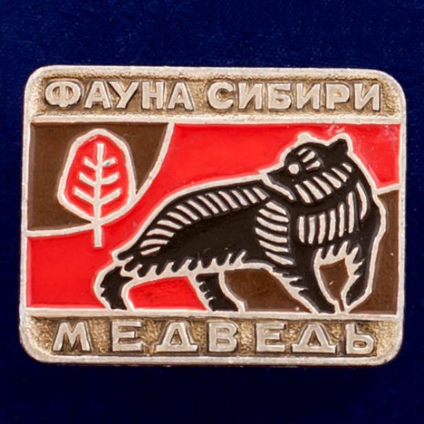 """Значок """"Медведь"""""""