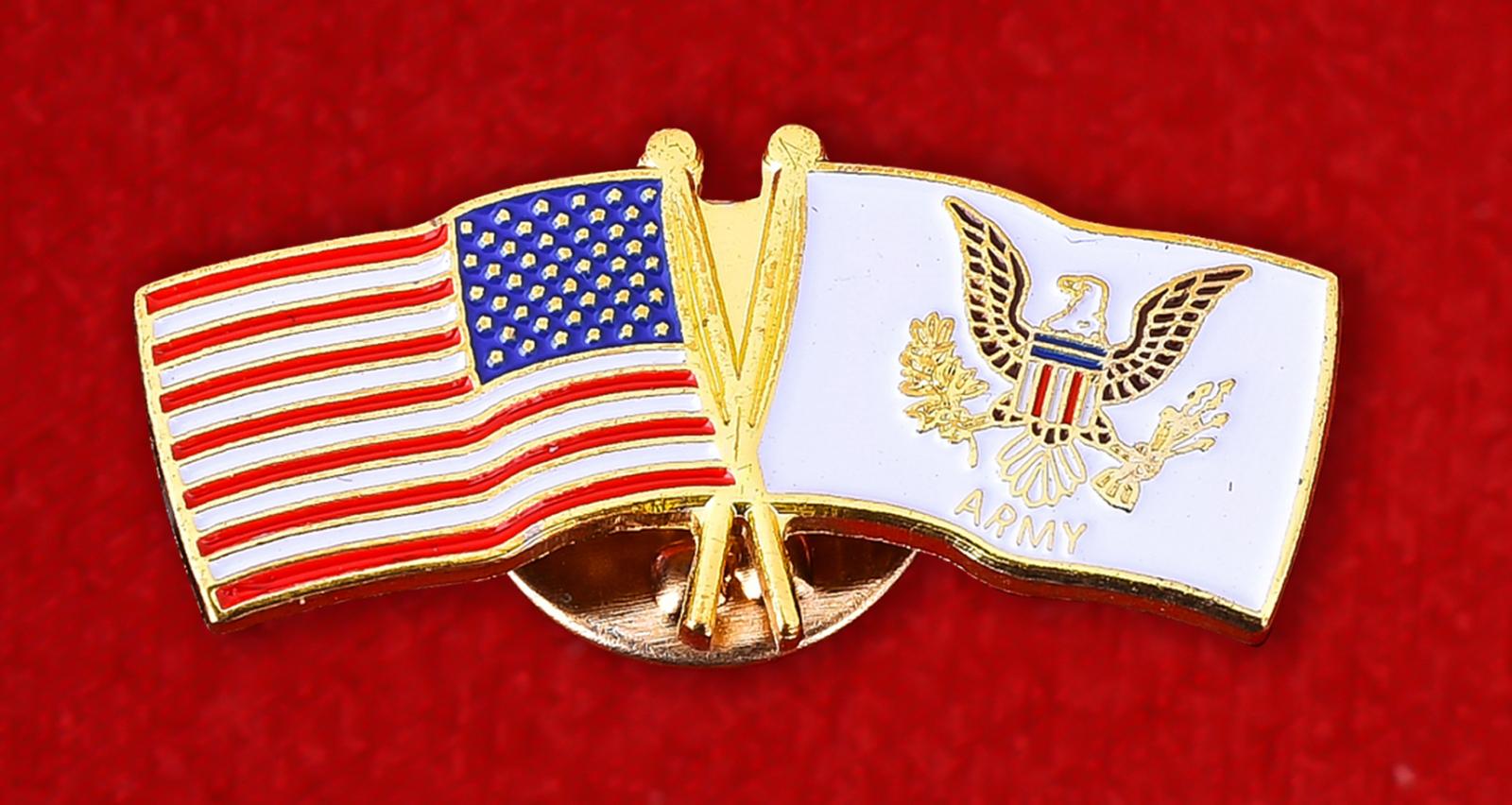 """Значок """"Министерство Обороны США"""""""