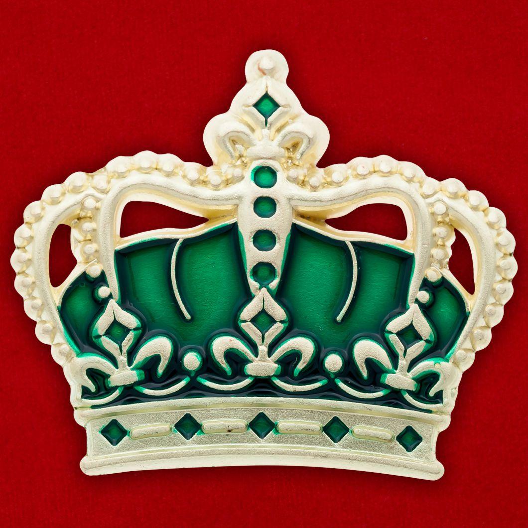 """Значок """"Монаршья корона"""""""