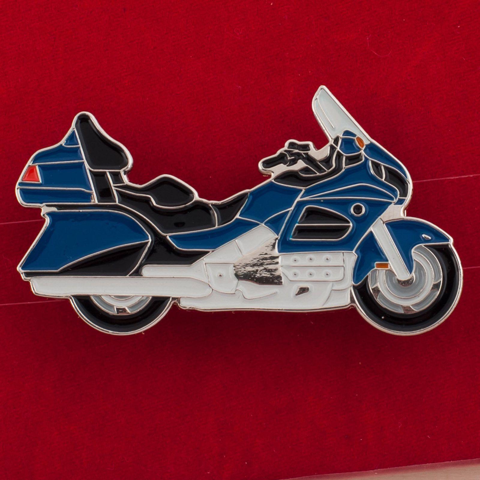 "Значок ""Мотоцикл Honda"""