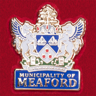 Значок муниципалитета Мефорд, Онтарио, Канада