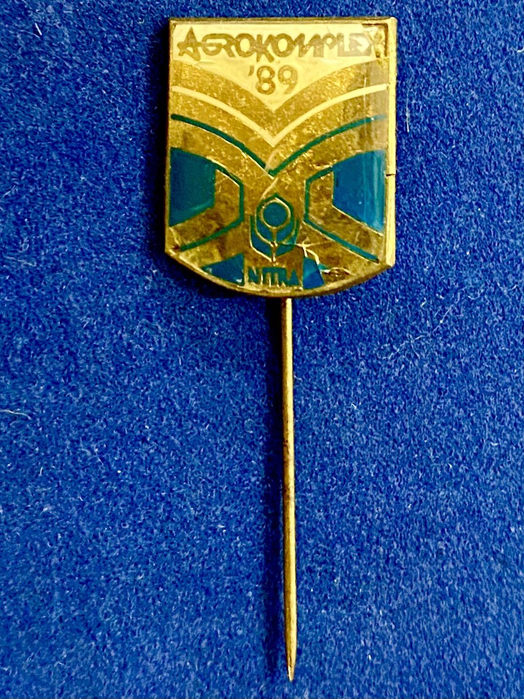 Значок на иголке Аэрокомплекс 89