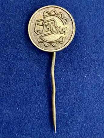 Значок на иголке Bupak
