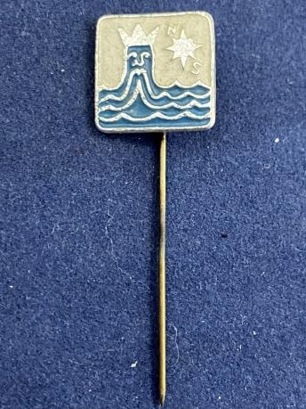 Значок на иголке День Нептуна