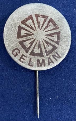 Значок на иголке Gelman