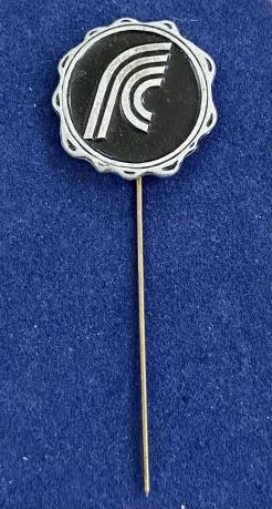 Значок на иголке ГС с эмалью
