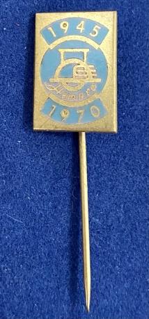 Значок на иголке Hemnco 1945-1970