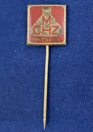 Значок на иголке MCHZ Ostrava