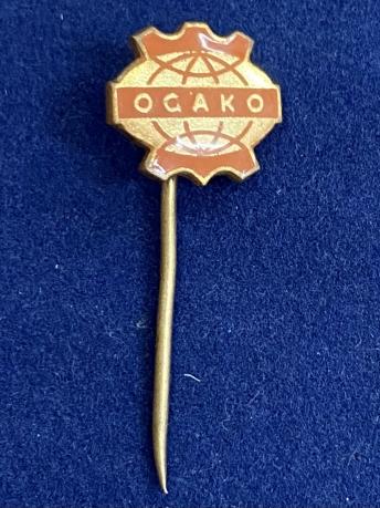Значок на иголке OGAKO
