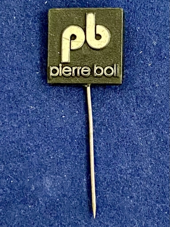 Значок на иголке Pierre Boll