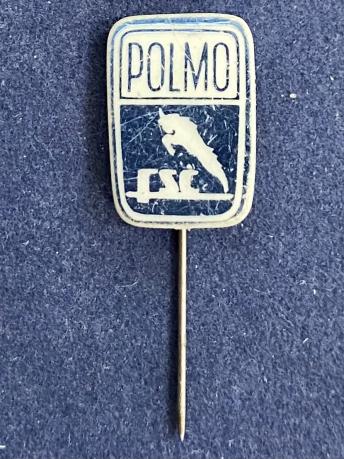 Значок на иголке Polmo