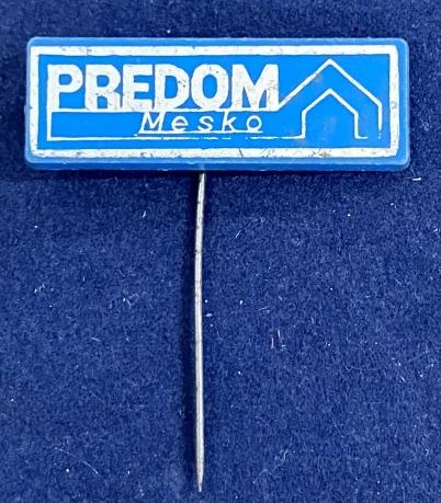 Значок на иголке Predom Mesko