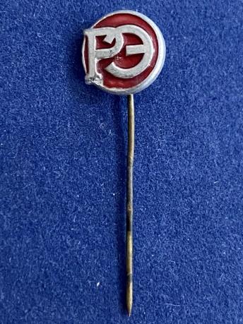 Значок на иголке РЭ с эмалью