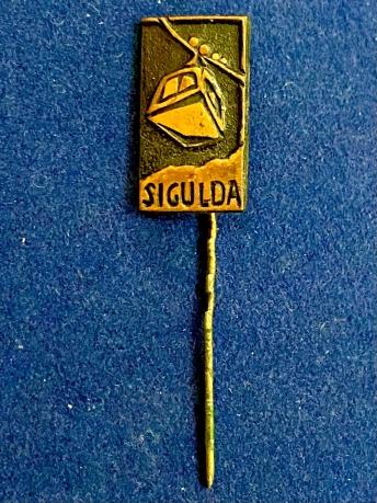 Значок на иголке Sigulda